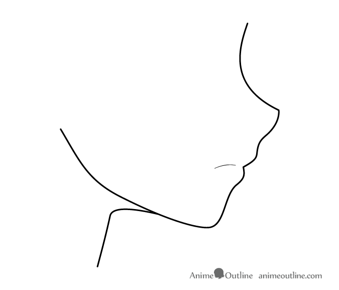 Pin By Mary E Favreau On Drawings In 2020 Anime Mouths Manga Mouth Anime Mouth Drawing