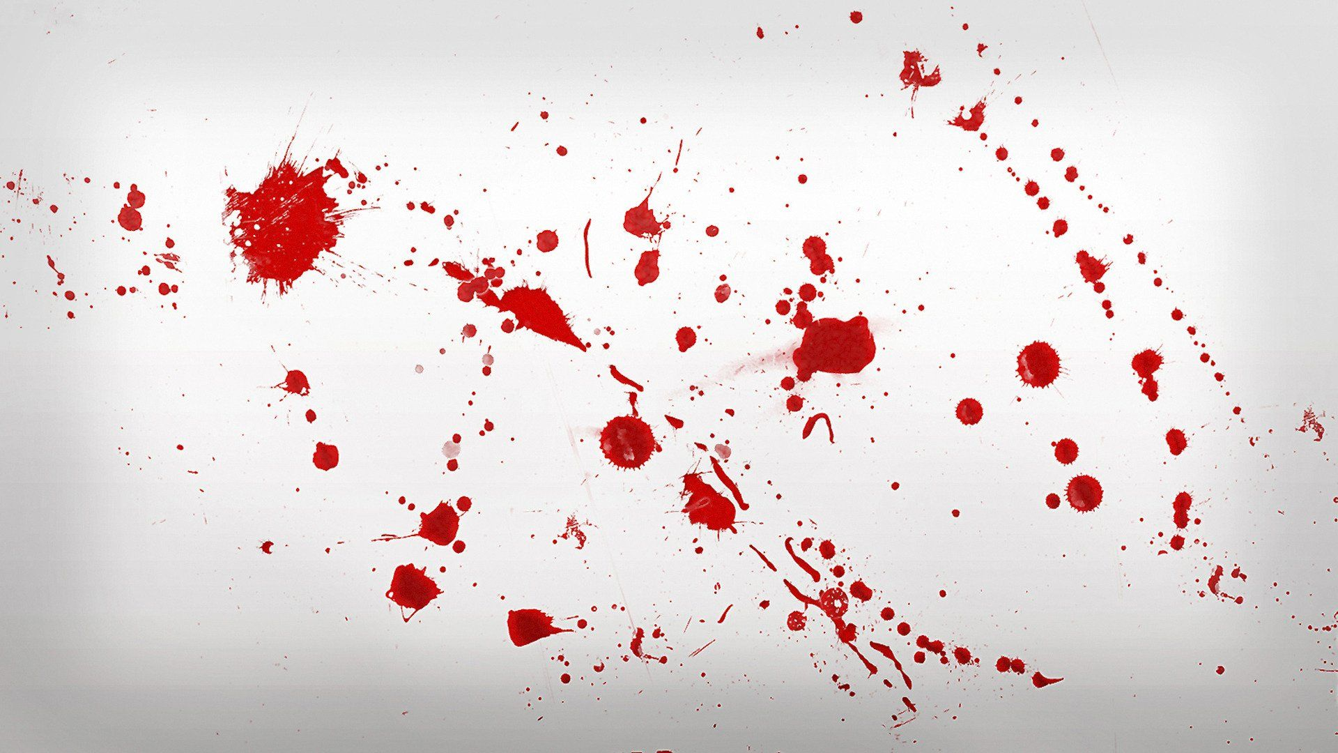 hight resolution of blood spatter