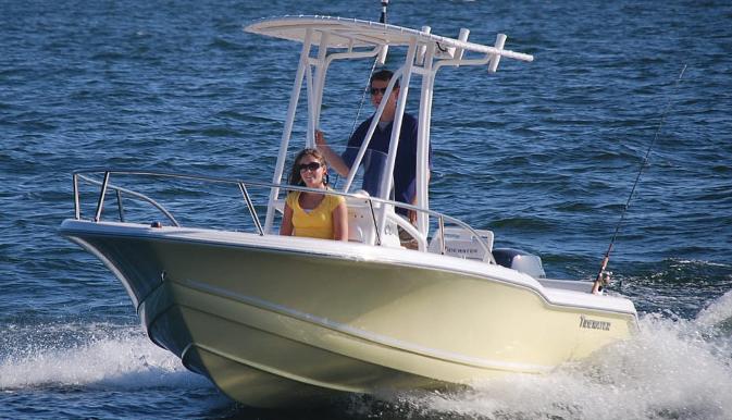 2015 Tidewater Boats 180 CC Adventure Annapolis Area ...