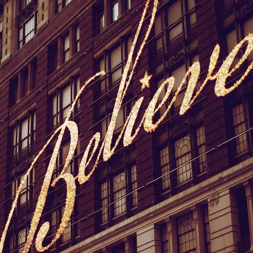 Macy's - Believe