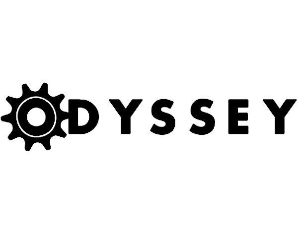 ODYSSEY BMX STICKER LARGE