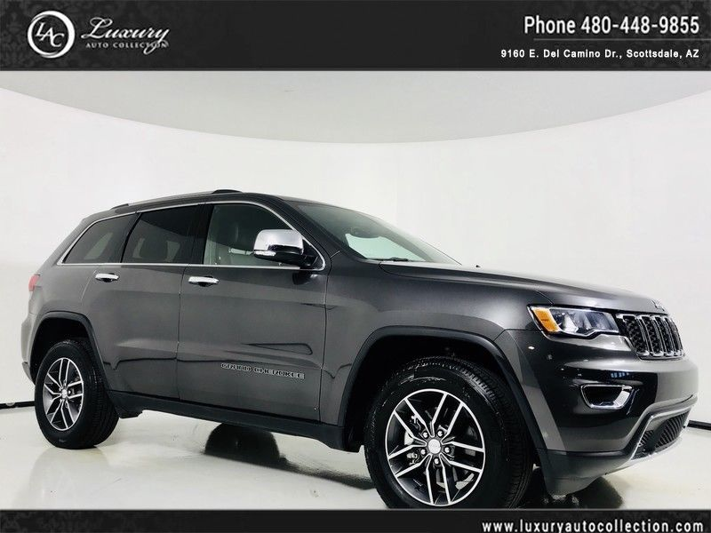 Ebay Grand Cherokee Limited 2018 Jeep Grand Cherokee Limited