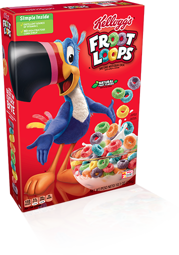 Cereal Bowl Fruit Loops Just Dough It Fruit Loops Cereal Bowls Food