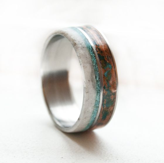 Products Staghead Designs Mens Wedding Rings Turquoise Wedding Band Turquoise Wedding Rings