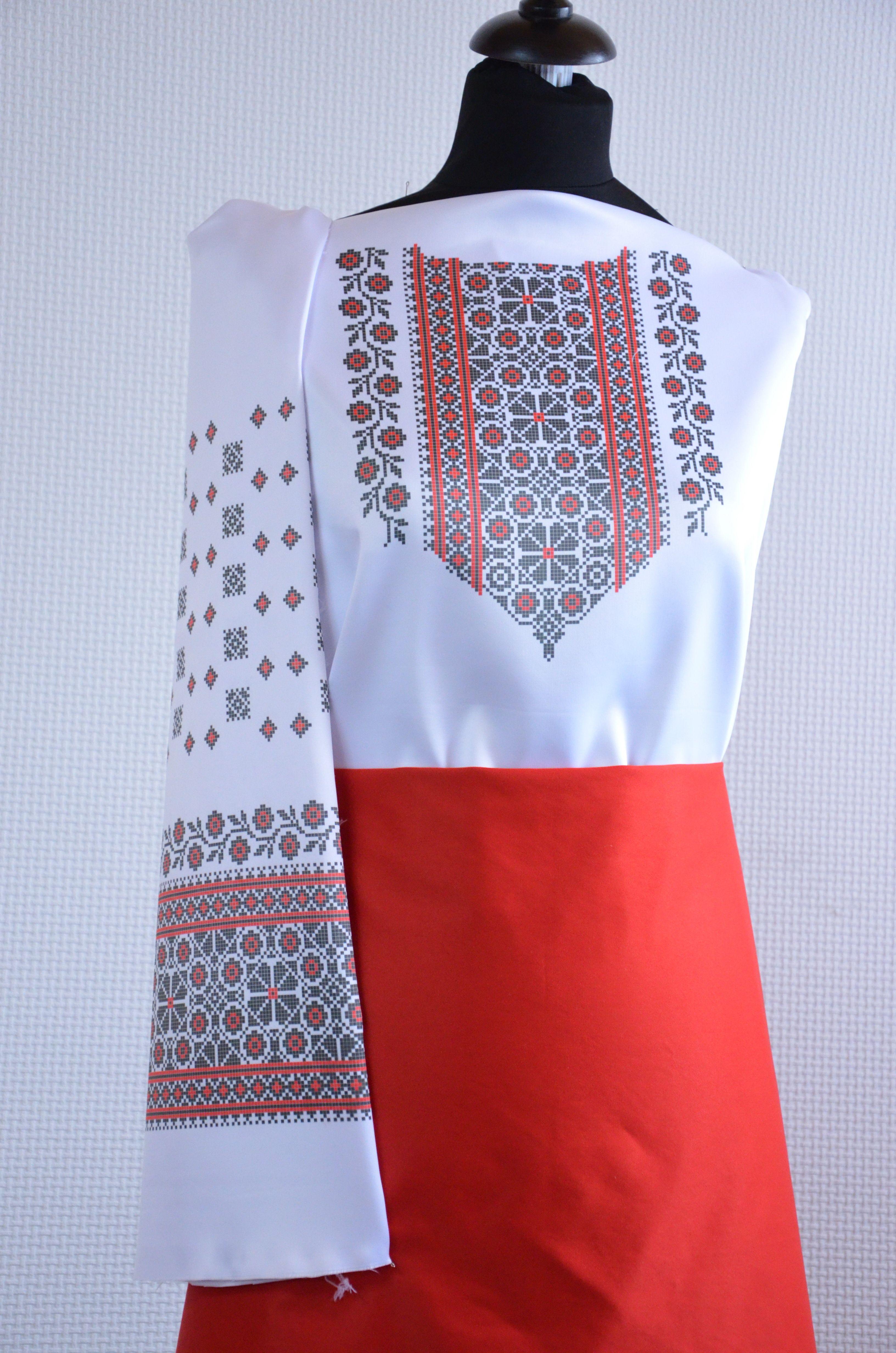 Схеми для вишивки жіночих сорочок СЖ-16 - Товари - Схеми для вишивки  бісером 24ebe97748d71
