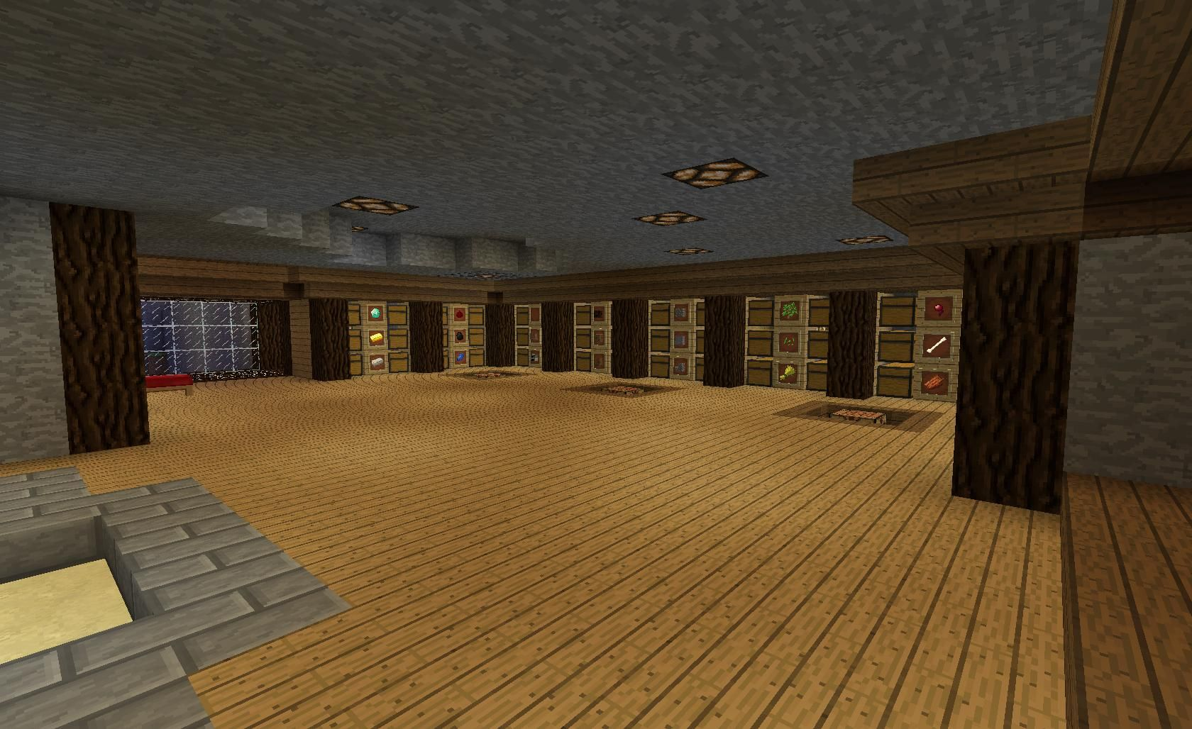 Pics Of Your Storage Room Survival Mode Minecraft Discussion Minecraft Forum Minecraft Storage Room Minecraft Storage Minecraft Survival