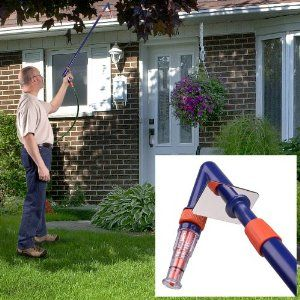 Telescopic Pressure Washer For Gutter Cleaning Http Guttercleaningtools Net Advanced Pressure And Gutt Cleaning Gutters Gutter Cleaner Gutter Cleaning Tool