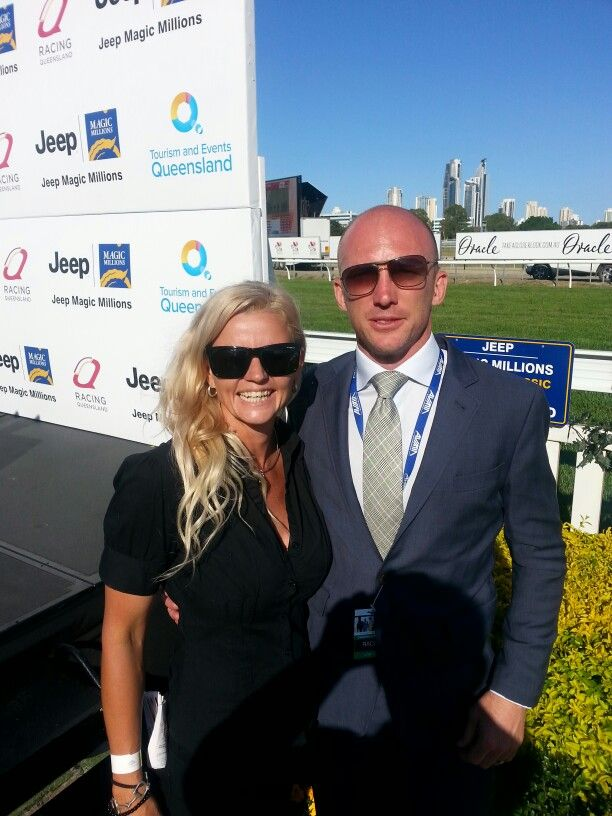 4f34ee285cf Very cool moment for me...Darren Lockyer what a man!!!