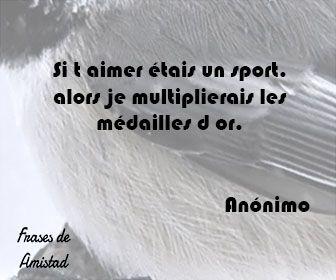 Frases De Amor En Frances Frases De Amor Pinterest En Frances