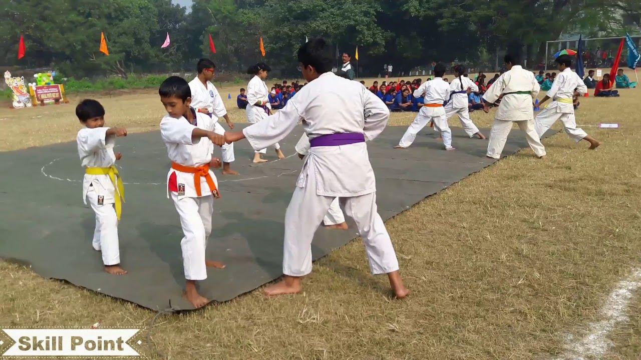 Karate Activities | Part - 2 | Group Performance