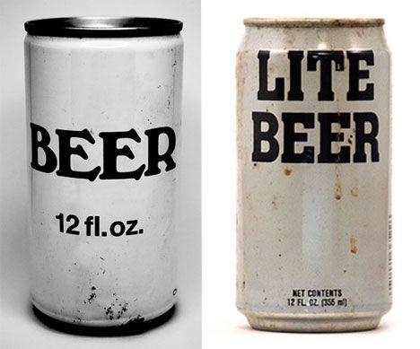 Private labelia mallia 1935 - kun saippua oli vaan saippuaa, munat munia ja olut… ehkä myös lightia…