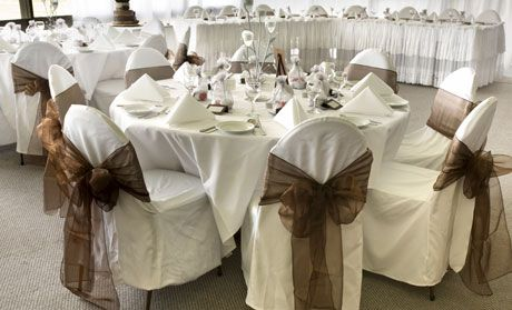 White Banquet Chair Covers Serta Perfect Lift Reviews Wedding Pinterest