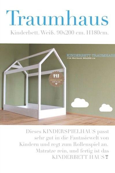Traumhaus Xl Kinderbett 90 X 200 Cm Von Marchen Von Der