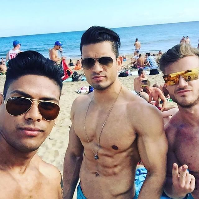 Circuit Festival Maspalomas takes place during Gay Pride in Gran Canaria  and brings the world renowned