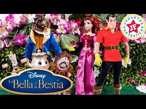 Beauty & the Beast! After fairy Tale! :D #doll #dolls