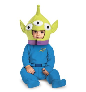 Toy Story Alien Classic Baby Costume