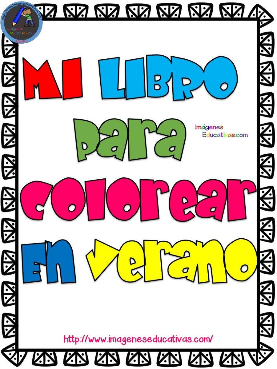 Magnífico Diversión De Verano Para Colorear Colección - Ideas Para ...
