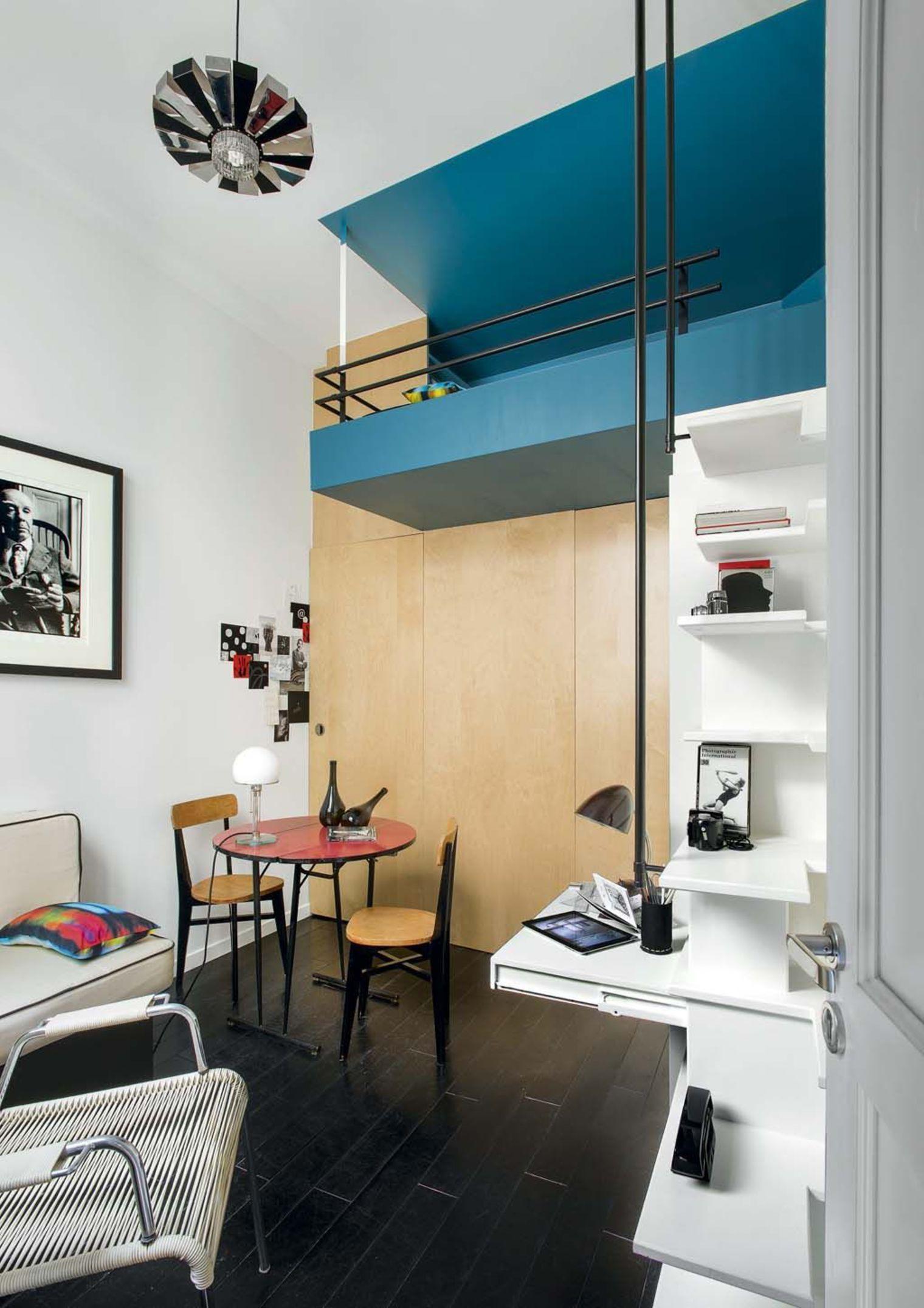 Mezzanine : inspiration gain de place | Lampe bauhaus, Suspension ...