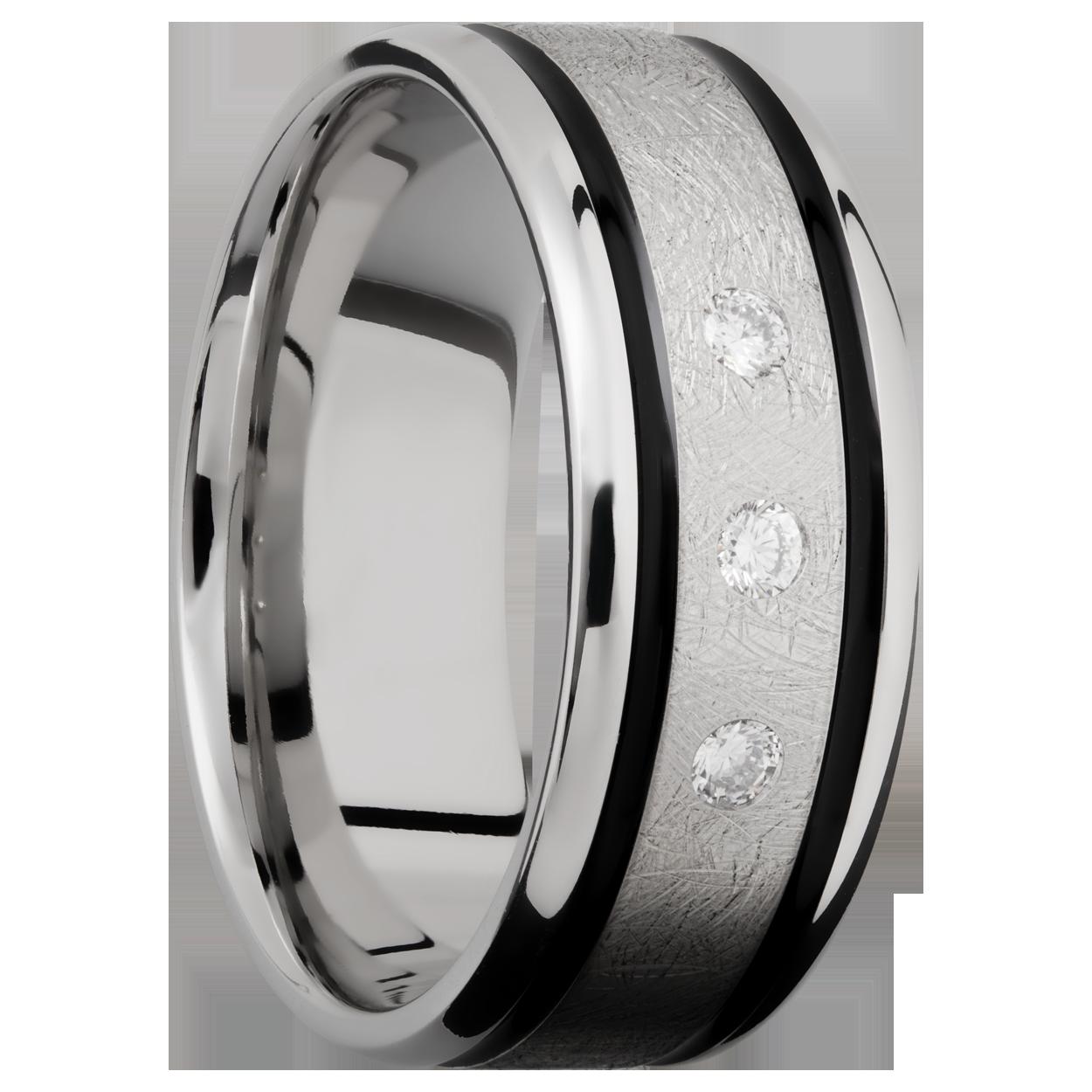 The Argon Ring care, Mens wedding bands, Cobalt chrome