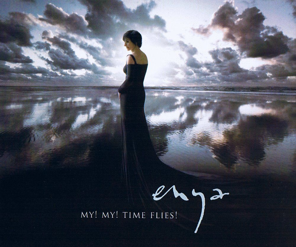 EU promo single. Photographed by Simon Fowler. Scanned by enya.sk
