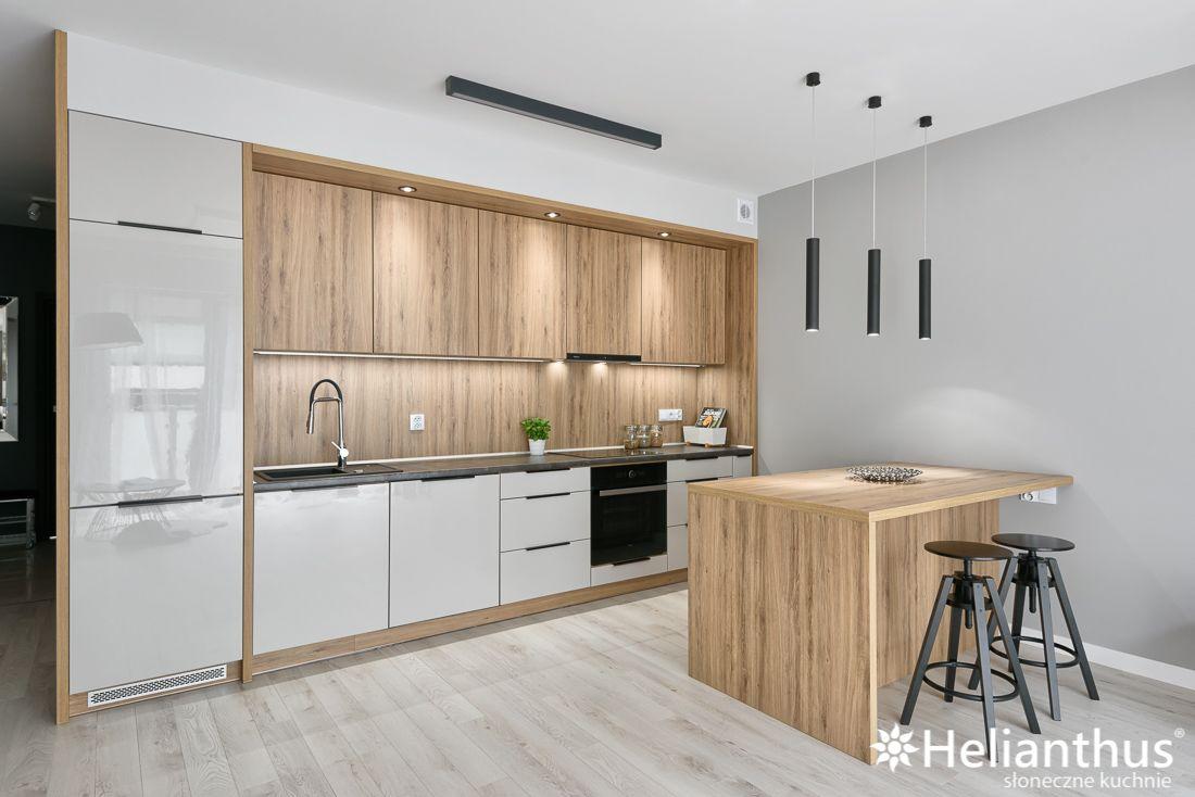 Helianthus Sloneczne Kuchnie Dziki Dab Pfleiderer Kitchen Design Kitchen Redo House Interior