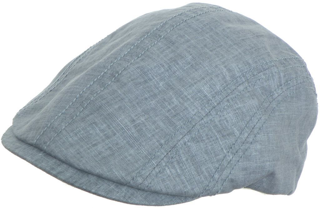 b034ed10d Broner Linen Blend Ivy Hat Pub Cap Modified 5 Point Newsboy ...