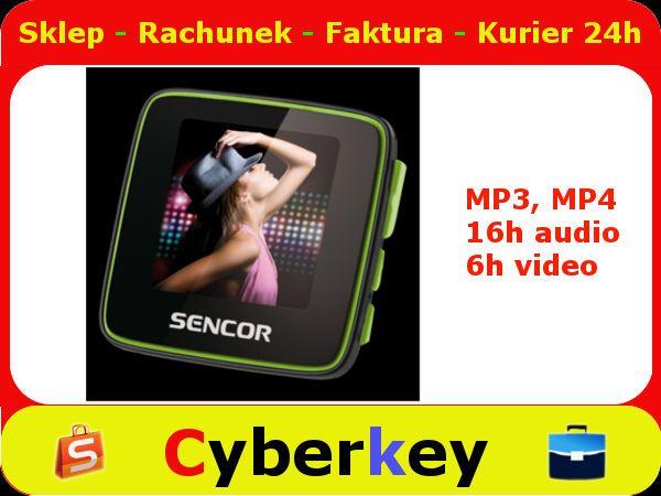 Odtwarzacz Mp3 Mp4 4gb Sencor 5414069051 Oficjalne Archiwum Allegro Mp3 Lunch Box Video