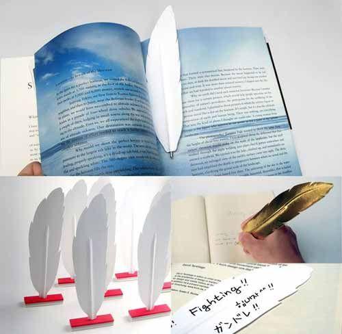 haptic penna bookmark design - Bookmark Design Ideas