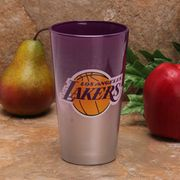 Los Angeles Lakers 17oz. Color Chrome Mixing Glass