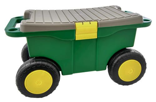Rolling garden tool cart at menards could use for toy for Gardening tools menards