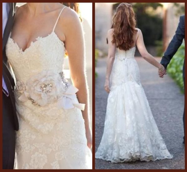 Check out my new listing on PreOwnedWeddingDresses.com! | Wedding ...