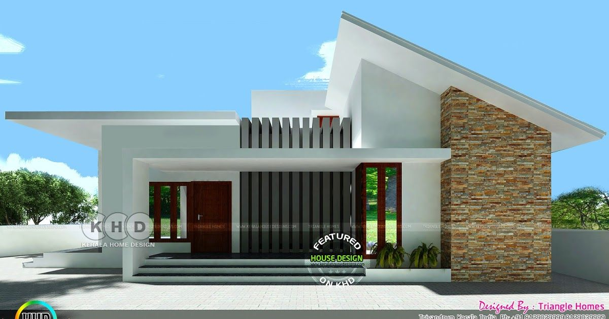 Modern House Plans For 1200 Sq Ft Look Through 1100 To 1200 Square Foot House Plans These Designs Feature The Bungalow Moder Rumah Indah Rumah Modern Rumah