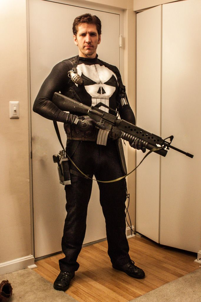 punisher costume ideas - Google Search  sc 1 st  Pinterest & punisher costume ideas - Google Search | Cosplay | Pinterest ...