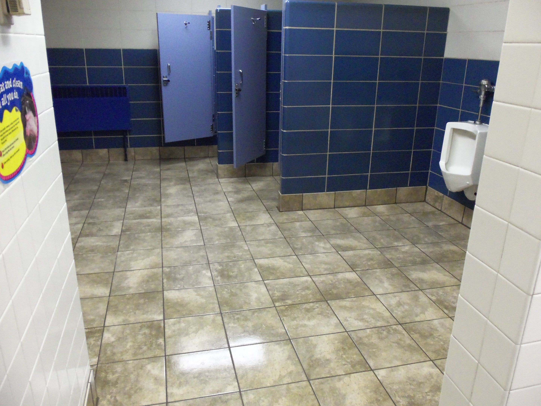 Elementary School Bathroom Designs
