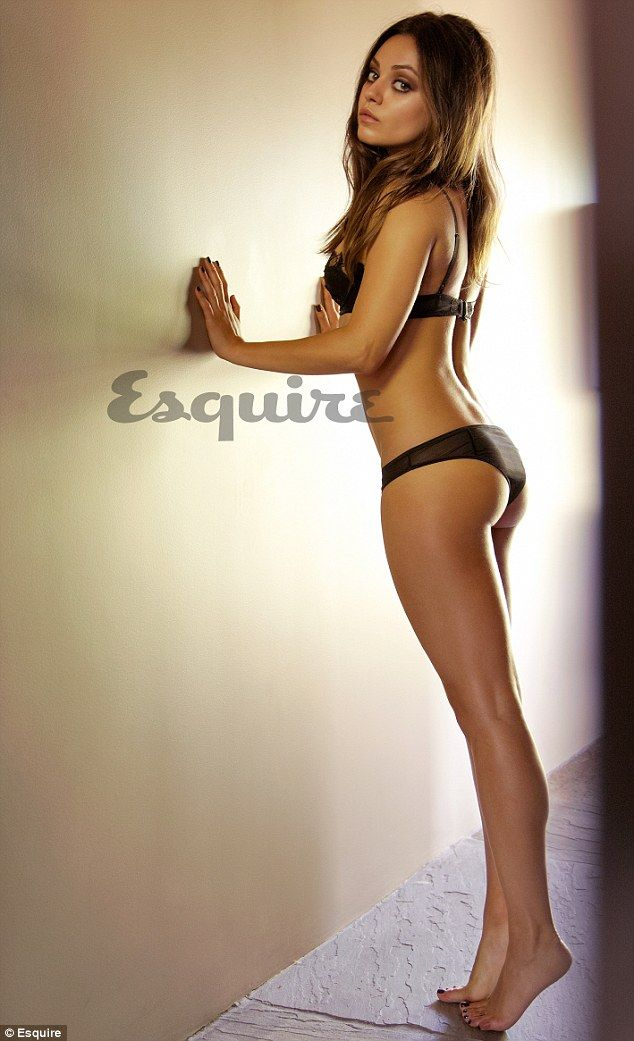 Mila Kunis The Sexiest Woman Alive Esquire November