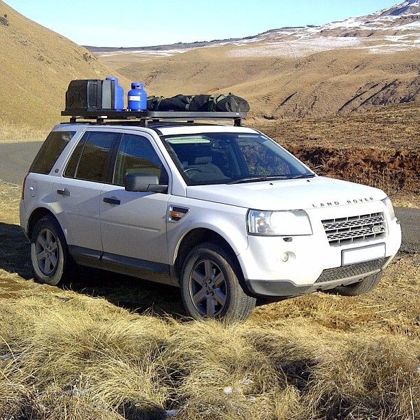 2009 Land Rover Lr2 Roof Rack