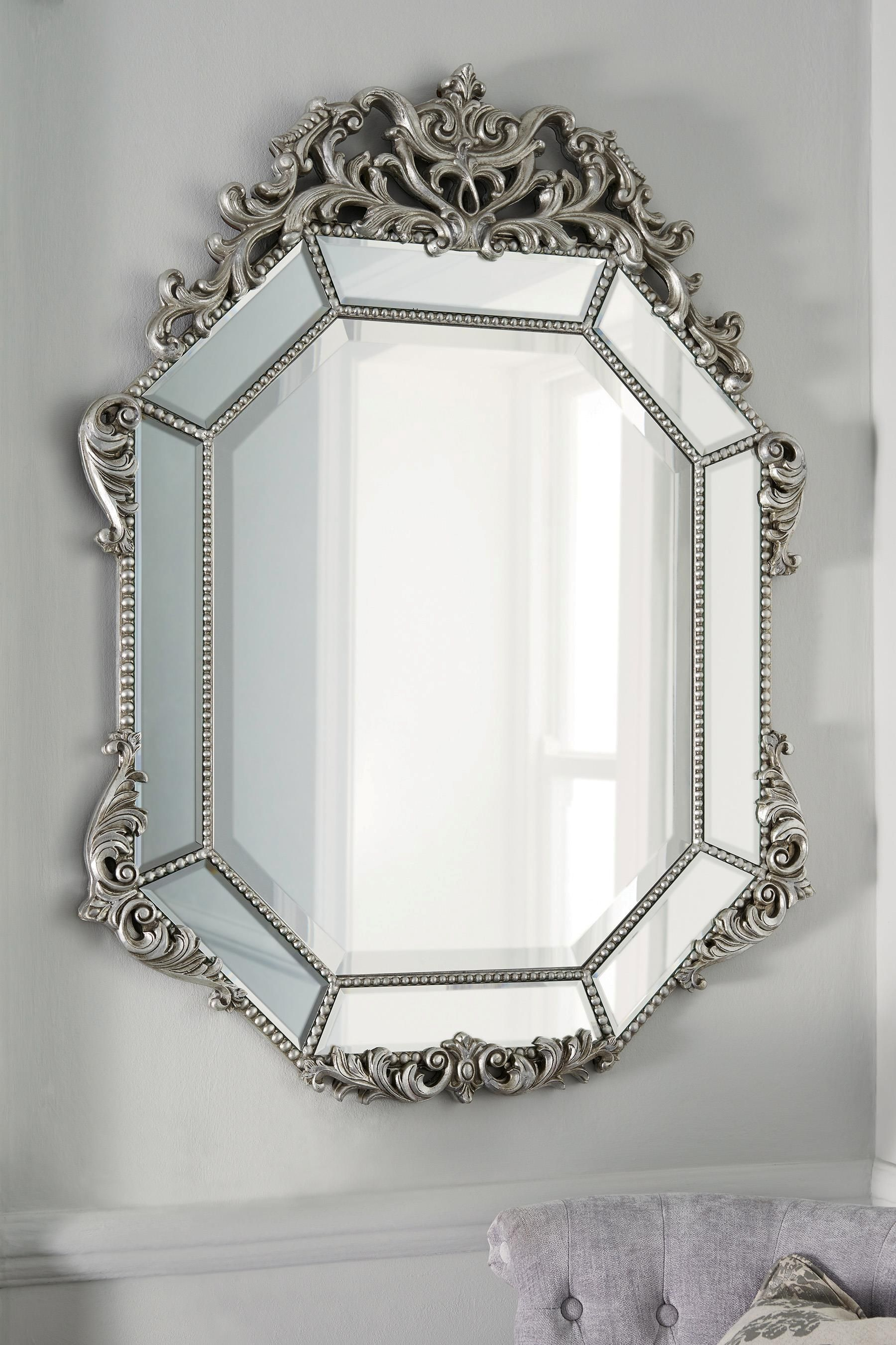 Buy Fleur Mirror From The Next UK Online Shop