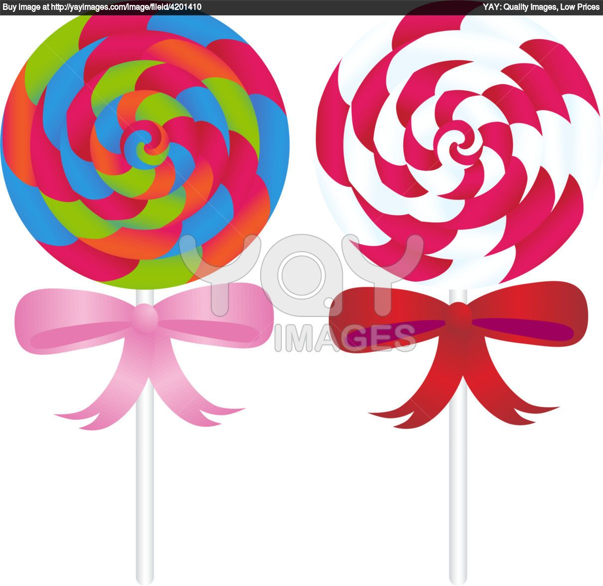 Rock Candy Clip Art | lollipops clipart | Illustration Candy Shops ...