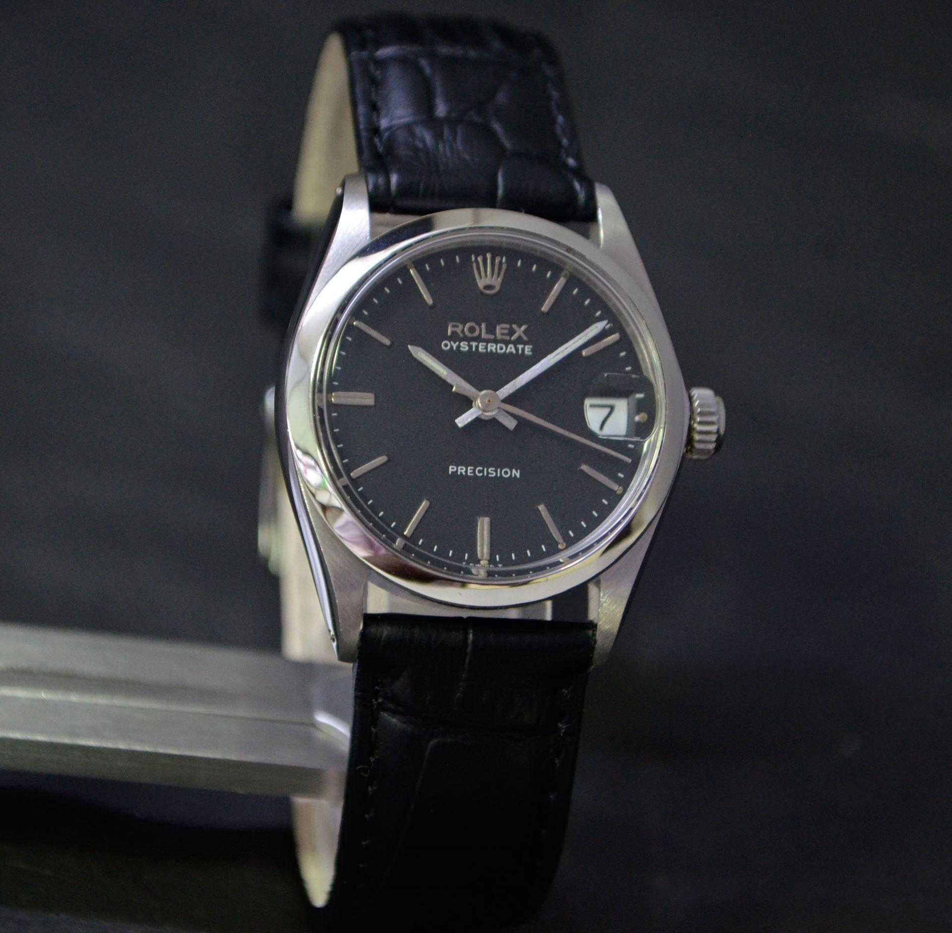 Dating Rolex klockor med serie nummer
