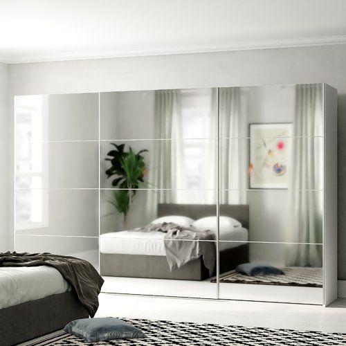 Rauch 3 Door Sliding Wardrobe Sliding Doors Appartment Decor