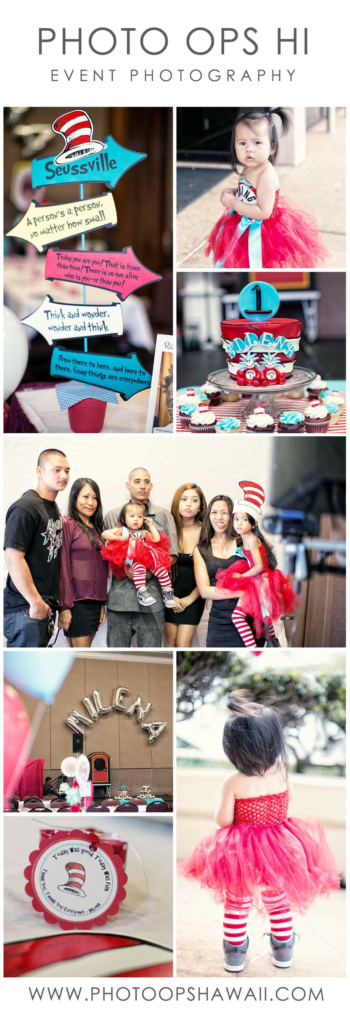 Themed Parties Birthday Celebrations Dr Seuss Theme