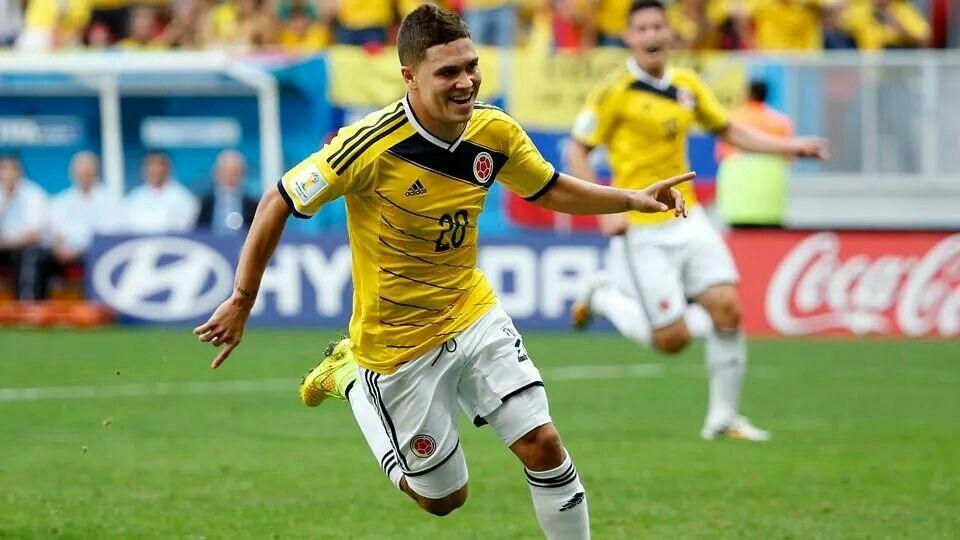 76dca3ca640 FIFA World Cup 2014 Juan Fernando Quintero