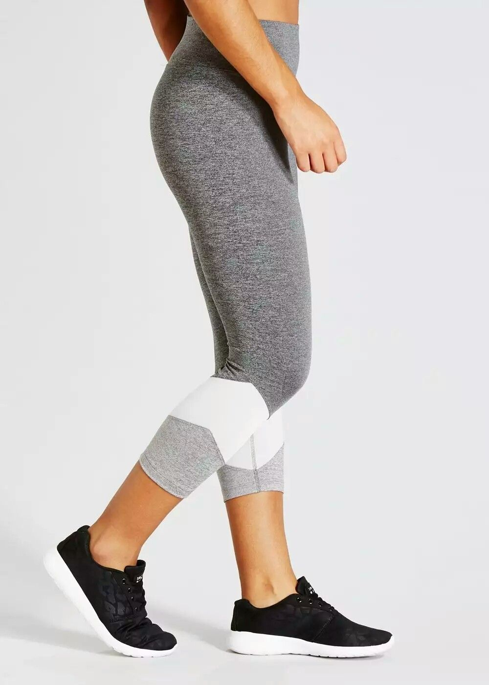 best sell fine quality various design Matalan Souluxe Capri Sports Leggings in Grey | Perfect for ...