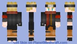 Naruto Uzumaki Naruto The Last Minecraft Skin Minecraft Skins - Skins para minecraft orochimaru