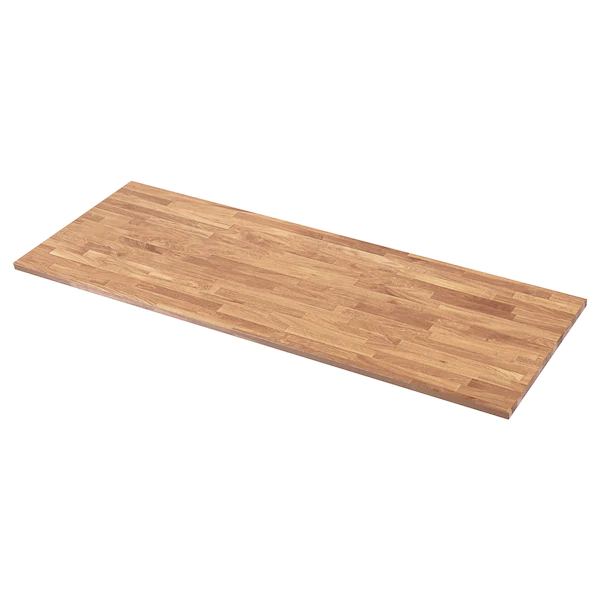 Hammarp Countertop Oak Solid Wood Ikea Solid Wood Countertops Karlby Countertop Countertops