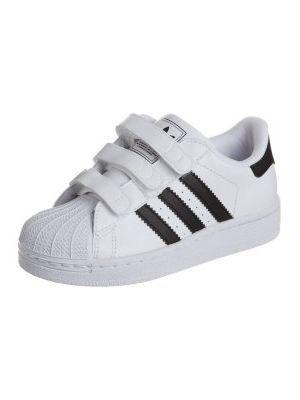 detailed look 4de22 3604e adidas Originals SUPERSTAR FOUNDATION Sneakers low white black