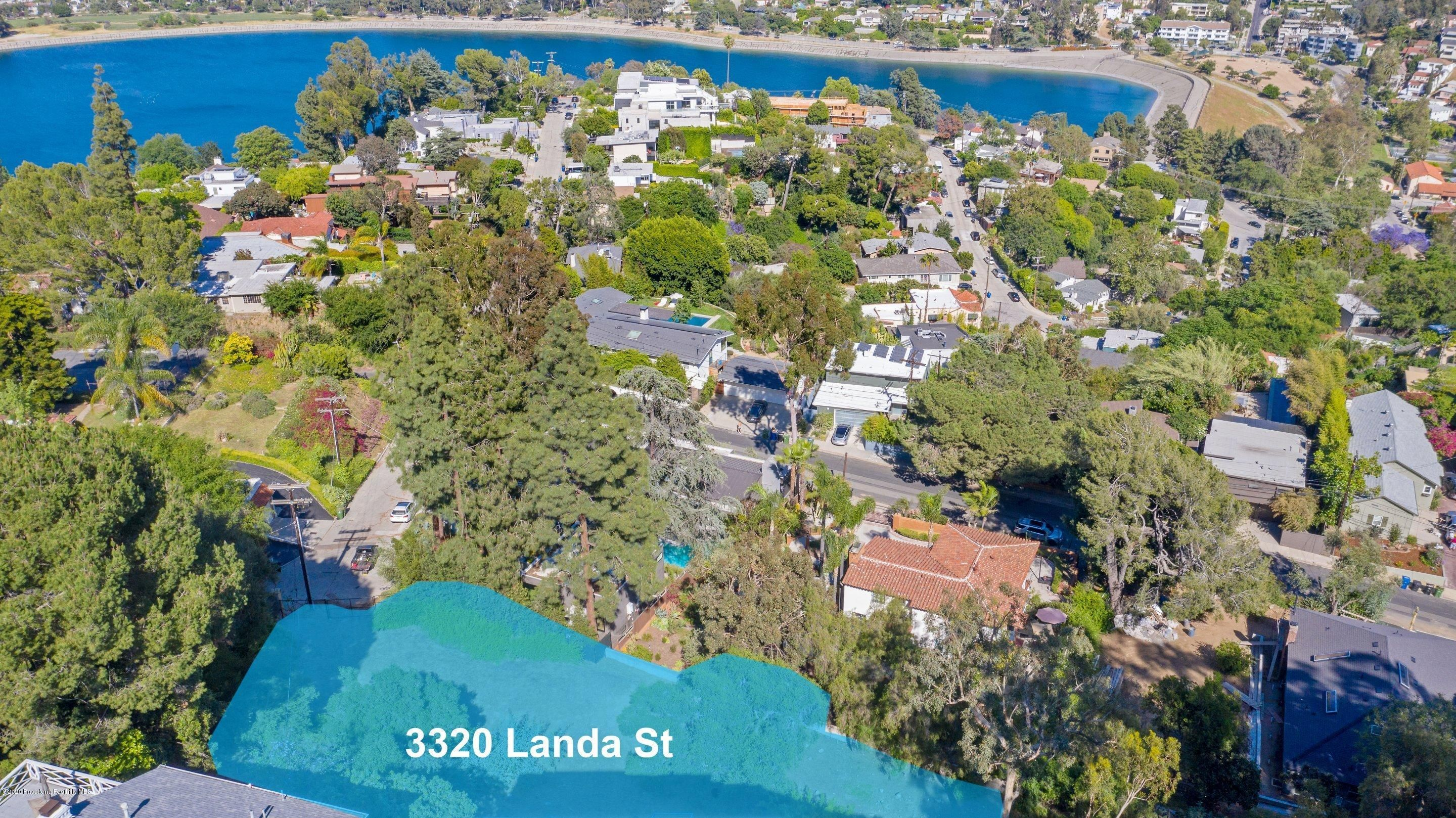 3320 Landa Street Silver Lake Ca Compass In 2020 Los Angeles Country Street City View