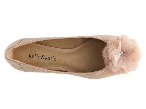 Kelly & Katie Betsy Patent Flat Flats Women's Shoes - DSW