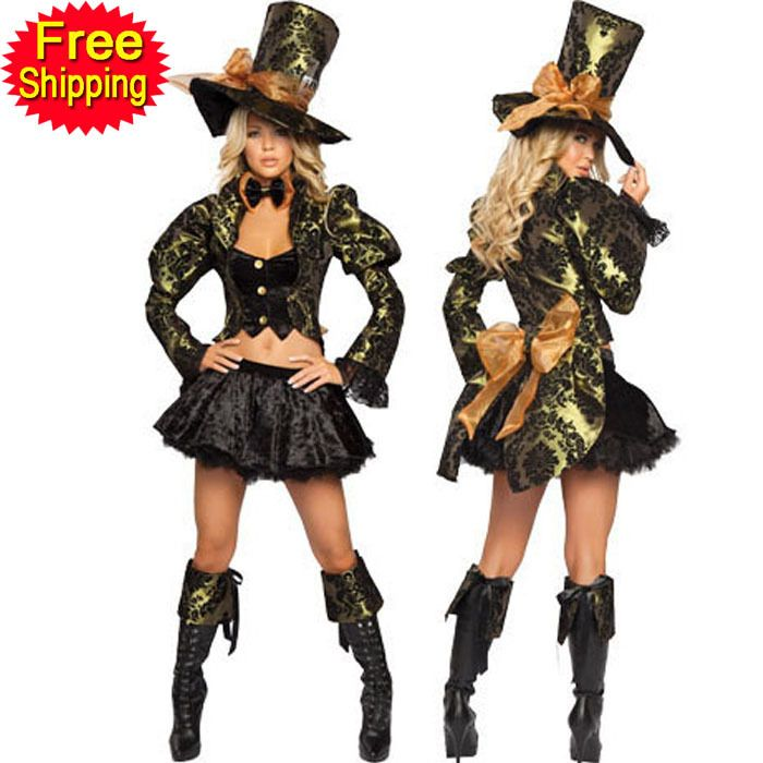 773fc1a5faa26 alice in wonderland costume adult halloween costumes for women mad ...