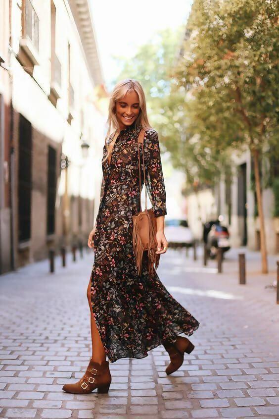 The 6 Trendiest Shoe Styles for Long Dresses | Lange ...